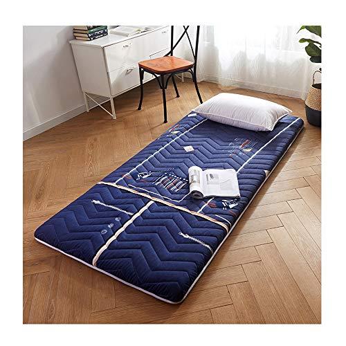 Jieqiong Colchón de Tatami, Colchón Futón Plegable, Colchón Individual Doble Tatami, para Dormitorio...