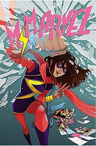Ms. Marvel Vol. 3: Crushed Paperback June 23, 2015