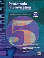 Pentatonic Improvisation For Guitar d'Erik Halbig