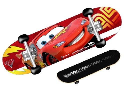 Disney Pixar Cars 2 Skateboard ABEC5 Lightning Mc Queen