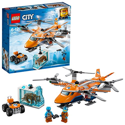 LEGO 60193 City Arctic Expedition Arctic Air Transport Building Set Best Price and Cheapest