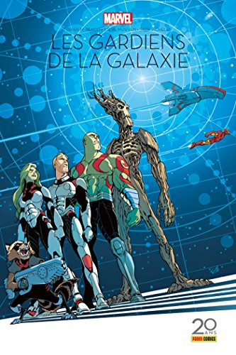 Les Gardiens de la Galaxie Marvel now T01 Ed 20 ans