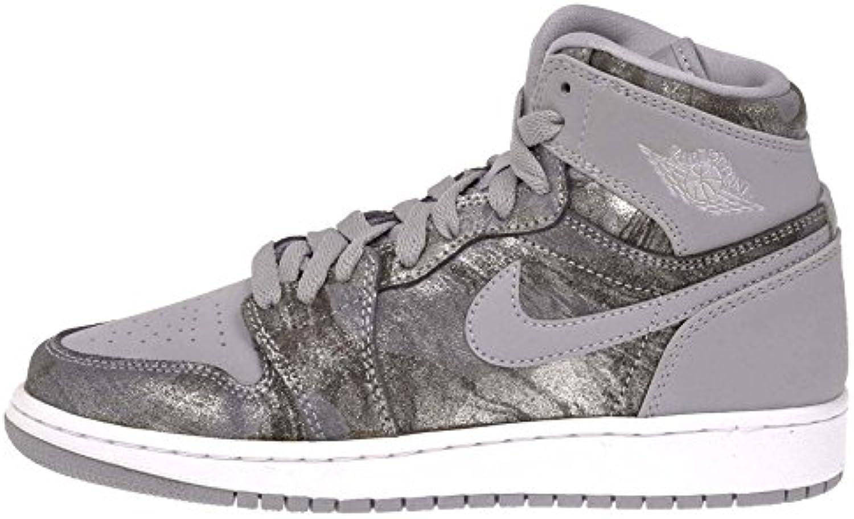 Nike Air Jordan 1 Retro Hi Prem GG, Zapatillas de Deporte para Mujer