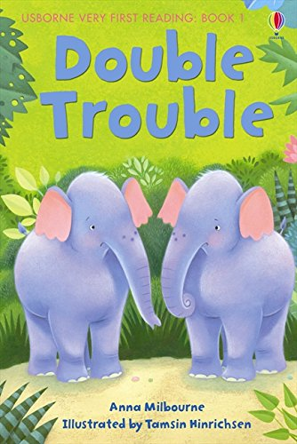 Double Trouble (1.0 Very First Reading) por Anna Milbourne