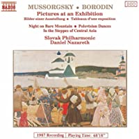 Mussorgsky: Pictures At An Exhibition / Borodin: Polovtsian Dances