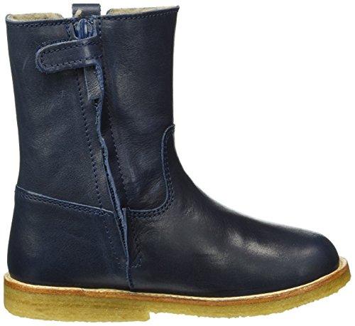 Bisgaard TEX boot, Bottes haute mixte enfant Bleu (602 Blue)