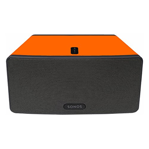 colour-skin-for-sonos-play3-speaker-by-booizzi-orange-matt
