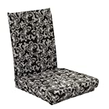 Best Chair Covers - Imported Stretch Short Removable Dining Room Stool Chair Review