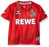 erima Kinder FC Köln Away Trikot inklusive Rewe Logo, Rot, 152, 350604