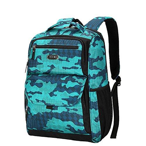 Leggero zaino da viaggio di grande capacit¨¤ ,borsa studenti di scuola elementare-D F