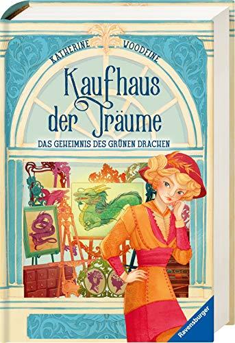 Kaufhaus der Träume, Band 3: Das Geheimnis des Grünen Drachen