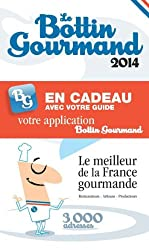 Le Bottin Gourmand France 2014