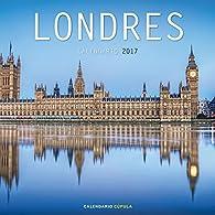 Calendario Londres 2017 par  Varios autores