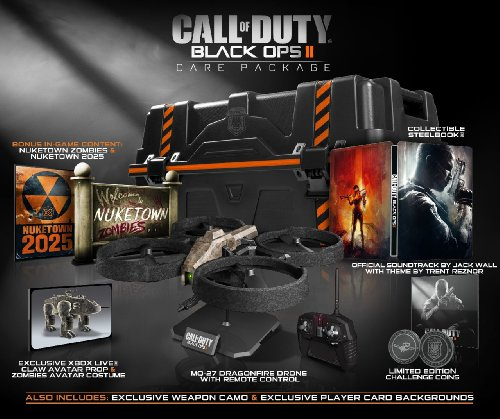 Call Of Duty (COD): Black Ops II - Prestige Edition