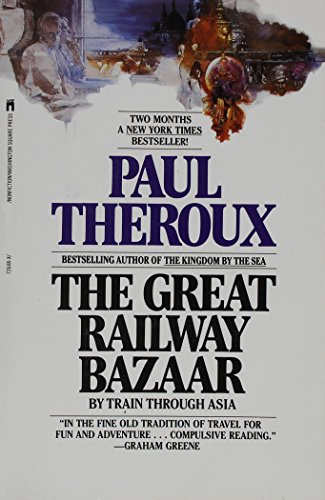 Book cover for The Great Railway Bazaar