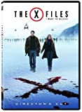 The X Files: I Want To Believe (1 Disc Edition with Exclusive Free X Files Poster) [DVD] by David Duchovny