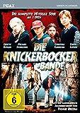 Die Knickerbocker-Bande / Die komplette 14-teilige Krimiserie nach den Büchern von Thomas Brezina (Pidax Serien-Klassiker) [2 DVDs]