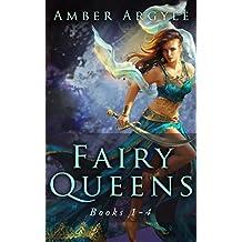Fairy Queens: Books 1-4 (Fairy Queens Box Set) (English Edition)