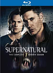 Supernatural - Season 7 [Blu-ray] [UK Import]