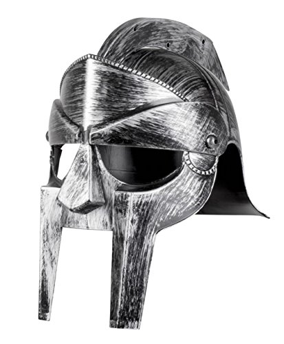 Boland 01388 Helm Gladiator, mens, One Size