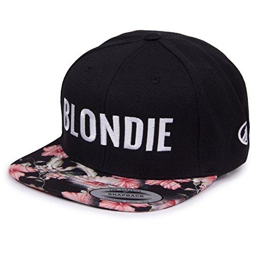 Vogelwuid Damen Cap Blondie, Größe:OneSize, Farben:Flowers