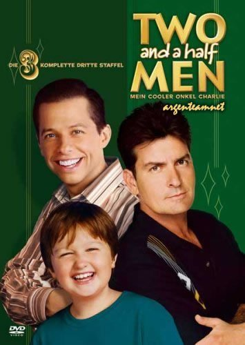 Two and A Half Men - Season 3 [UK Import]