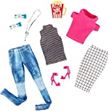 Barbie Fashion komplett Look 2er Pack, Film Set