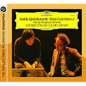 Bart�k: Piano Concertos Nos.1 & 2; Two Portraits Op.5