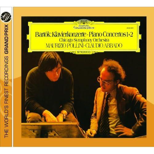 Bartók: Piano Concerto No.2, BB 101, Sz. 95 - 1. Allegro