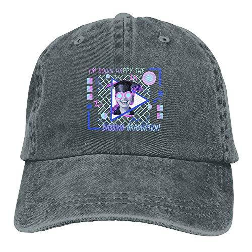 AOHOT Herren Damen Baseball Caps,Hüte, Mützen, Classic Baseball Cap, Happy The Dabbing Graduation Caps Unisex\r\n Trucker Hat Classic
