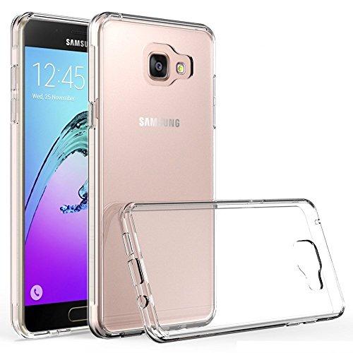 Samsung Galaxy A5 2016 ( A510) NOVAGO® Coque transparente souple et résistante pour Samsung Galaxy A5 2016 ( A510)