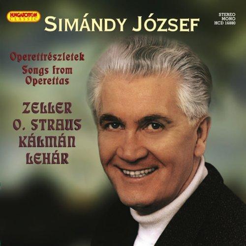 Songs From Operettas by Karl Zeller-Moritz West-Ludwig Held-Sandor Fischer (1970-01-01)