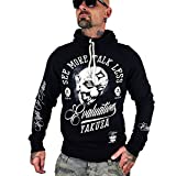 Yakuza Original Herren Evaluation Hoodie Kapuzenpullover