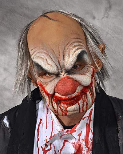 Mask Super Soft Clown Smiley ()