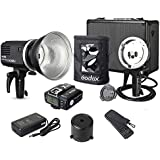 Godox AD600BM Nikon Kit {Inklusive X1T-N Transmitter, AD-H600B Halterung, AD-R6 Reflektor, PB-600 Tasche} 1 / 8000s Nicht-TTL Handbuch 600W Outdoor Blitzlicht Bowens Mount für Nikon