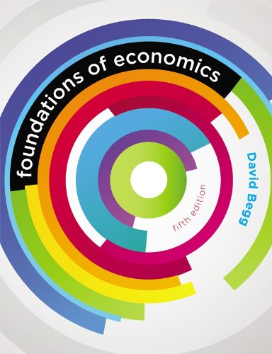 Foundations of Economics 5e (UK Higher Education Business Economics)