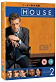 House - Season 2 (Hugh Laurie) [DVD]