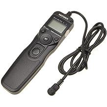 Neewer numérique Télécommande Wii de Minuteur Déclencheur pour Canon EOS 5D Mark III/Mark II, 10D, 20D, 30D, 40D, 50D/D30D2000RS–80N3