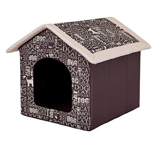 BUDNAP7 - Caseta de dormir para perro o gato (tamaño S-XXXL)