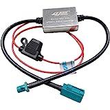 Wentronic - Amplificador de antena (conector Fakra macho a ...