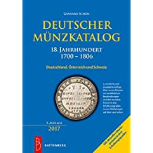 Deutscher Münzkatalog 18. Jahrhundert: 1700 – 1806