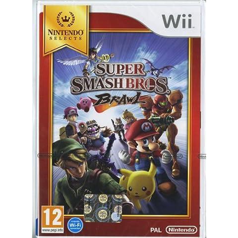 Super Smash Bros Brawl Select [Importación Italiana]