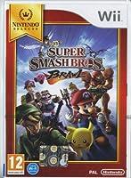 Nintendo Super Smash Bros.B-SelectSuper Smash Bros. Brawl, WiiSpecifiche:EditoreNintendoGame EditionBasicoPiattaformaNintendo WiiGenereAzione / CombattimentoMultiplayer ModeSìNr Massimo di Giocatori4SviluppatoreSoraClassificazione ESRBE12+ (Tutti 12+...