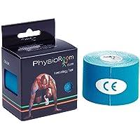Physio Room Kinesiologie Tape Blau 5cm x 5m - Therapeutisch, Unterstützung, Kompression preisvergleich bei billige-tabletten.eu