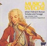 Sonatas & Assaggi by Johann Helmich Roman (1994-07-25)