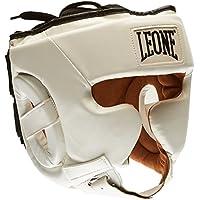 Leone 1947 - Casco de entrenamiento para adultos, unisex, color blanco, talla L