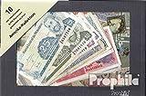 Amérique 10 différents billets de banque (billets de banque pour les collectionneurs)