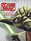 star wars - the clone wars - season 02 (4dvd) box set dvd Italian Import by animazione