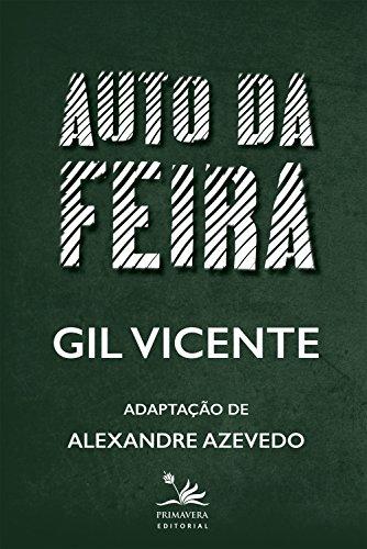 Auto da feira: adaptação (Portuguese Edition)