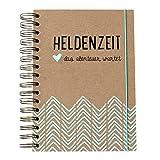 Odernichtoderdoch Reisetagebuch | Heldenzeit | Hardcover 140 Seiten